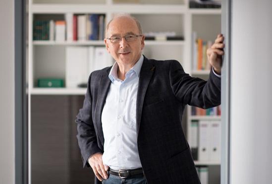 Strategieexperte und Unternehmensberater Karl-Heinz Bartling